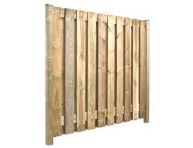 Pakket - Schutting Grenen - 21 planks