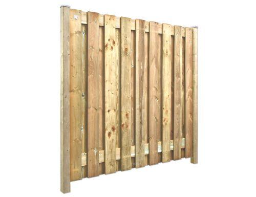 Pakket - Schutting Grenen - 19 planks